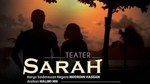 "Teater ""Sarah"" arahan Halimi MN: Satu Peneliti"